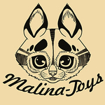 Malina Toys (MalinkaToys) - Ярмарка Мастеров - ручная работа, handmade