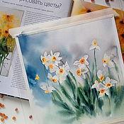Картины и панно handmade. Livemaster - original item Painting watercolour