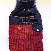 Одежда для питомцев ручной работы. Ярмарка Мастеров - ручная работа Жилет. Handmade.
