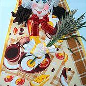 Кармашки ручной работы. Ярмарка Мастеров - ручная работа Кухонный набор. Handmade.