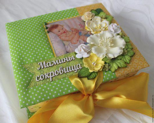 Подарки для новорожденных, ручной работы. Ярмарка Мастеров - ручная работа. Купить Мамины сокровища. Handmade. Комбинированный, мамины сокровища девочка