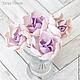 Свадебные украшения ручной работы. Набор шпилек с гардениями (6 шт). Tanya Flower. Ярмарка Мастеров. Шпильки для невесты