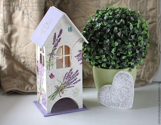 «Чайный домик» используется для хранения чайных пакетиков
