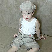 """Работы для детей, ручной работы. Ярмарка Мастеров - ручная работа Летний комплект """"Том Сойер"""". Handmade."""