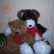 Куклы и игрушки ручной работы. Ярмарка Мастеров - ручная работа Медведи. Handmade.