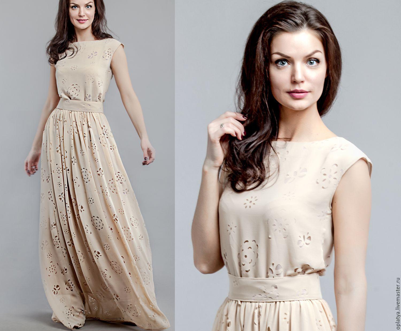 свадебное платье прованс айвори