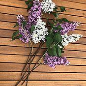 Цветы и флористика handmade. Livemaster - original item Lilac from Tamarana. Handmade.