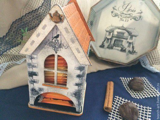 """Кухня ручной работы. Ярмарка Мастеров - ручная работа. Купить Чайный домик """" Почти по-французски"""". Handmade. Комбинированный"""