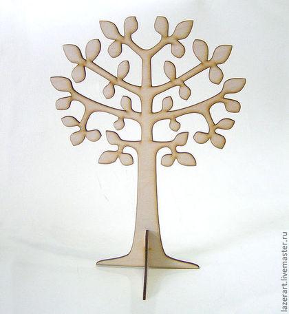 Дерево из ватных дисков своими руками топиарий