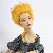 """Куклы и игрушки ручной работы. Ярмарка Мастеров - ручная работа """"Парлипат"""" авторская кукла(ппье-маше). Handmade."""