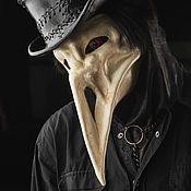 Субкультуры ручной работы. Ярмарка Мастеров - ручная работа Маска Чумной Ворон (The Plague Raven). Handmade.