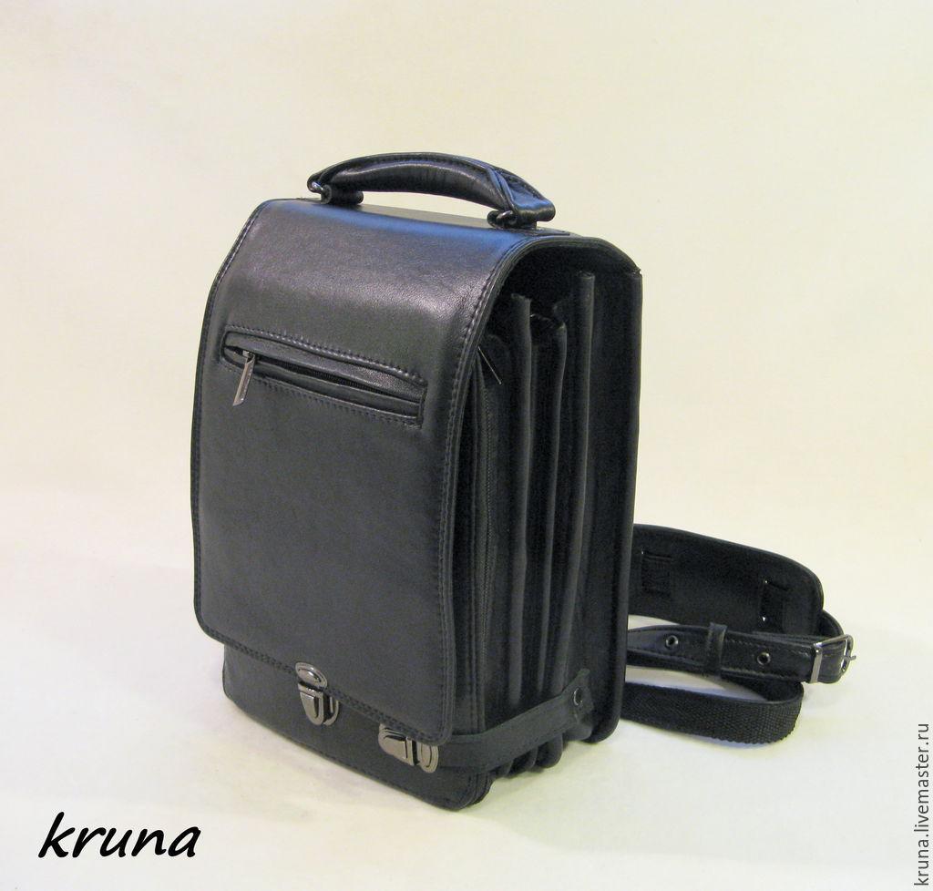 3f68ea2b269c Мужские сумки ручной работы. Ярмарка Мастеров - ручная работа. Купить Сумка- планшет из ...