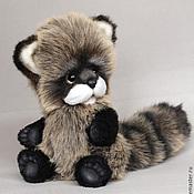 Куклы и игрушки ручной работы. Ярмарка Мастеров - ручная работа Енот Винсент. Handmade.