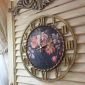 Для дома и интерьера ручной работы. Ярмарка Мастеров - ручная работа Чассы-панно Викторианская роза большие. Handmade.