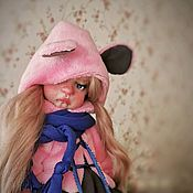 Куклы и пупсы ручной работы. Ярмарка Мастеров - ручная работа Авторская кукла Жужа.. Handmade.