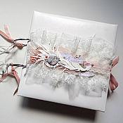 Канцелярские товары handmade. Livemaster - original item Photo album for a newborn