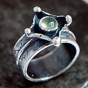 Украшения ручной работы. Ярмарка Мастеров - ручная работа Кольцо из серебра, серебряное, кольцо серебро, необычные украшения. Handmade.
