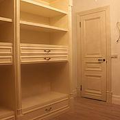 Для дома и интерьера ручной работы. Ярмарка Мастеров - ручная работа Гардеробная комната по индивидуальным размерам. Handmade.