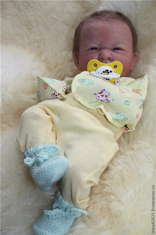 Куклы-младенцы и reborn ручной работы. Ярмарка Мастеров - ручная работа. Купить Кукла реборн Малыш (из игровой Беренгуэр). Handmade.