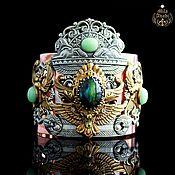Украшения handmade. Livemaster - original item Amulet Magic Bracelet Legendary Winged Acanthus video. Handmade.