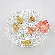 Посуда handmade. Livemaster - original item Elephant Autumn in the Park. Handmade.