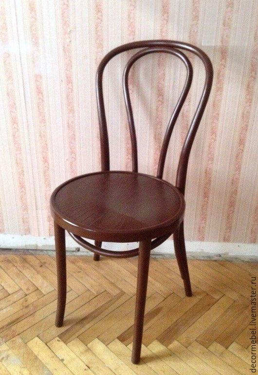 Мебель ручной работы. Ярмарка Мастеров - ручная работа. Купить Венский стул коричневый. Handmade. Коричневый, венскаямебель, дом, мебельдлякафе