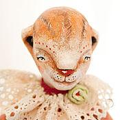 Куклы и игрушки ручной работы. Ярмарка Мастеров - ручная работа Тигруля Роман (серия Последние романтики). Handmade.