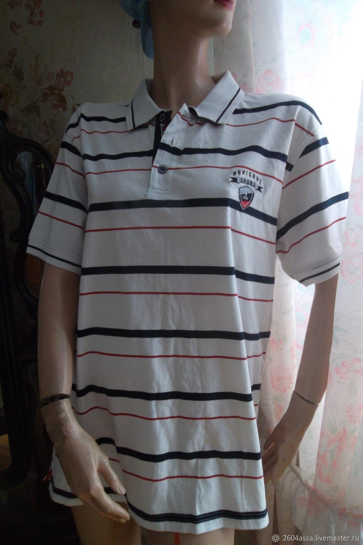 Летняя футболка поло, Испания, Рубашки мужские, Жуковский,  Фото №1
