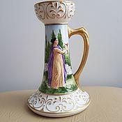 Винтаж handmade. Livemaster - original item Candle holder vintage. Handmade.