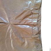 Кожаные брюки Danmari