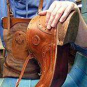 Для дома и интерьера handmade. Livemaster - original item shoes magazine rack (one QUARTER). Handmade.