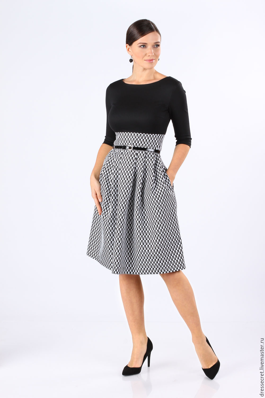 562232d0102 Вечернее платье с карманами (Лаура) – купить в интернет-магазине на ...