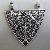 Материалы для творчества handmade. Livemaster - original item Pendant - pendant. Handmade.