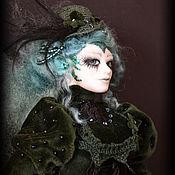 Куклы и игрушки handmade. Livemaster - original item Mermaid Caradina copyright collectible doll handmade. Handmade.