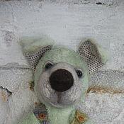 Подарки к праздникам ручной работы. Ярмарка Мастеров - ручная работа пес Филипп. Handmade.