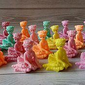 Косметика ручной работы handmade. Livemaster - original item Soap tiny dancer. Handmade.