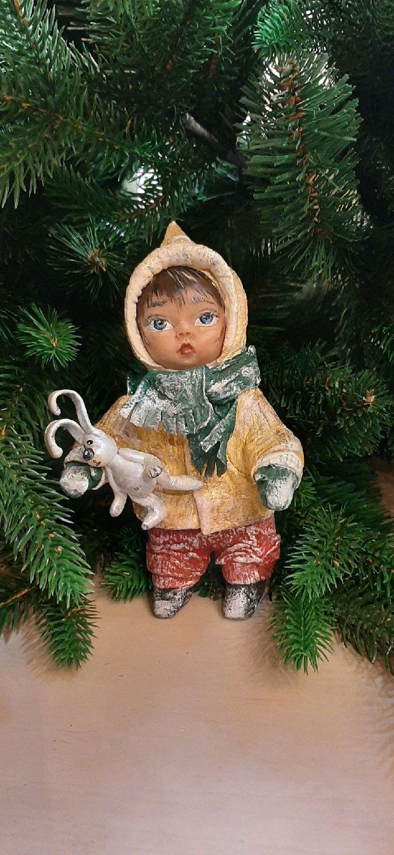 Ватная игрушка на праздник, Кукольный театр, Казань,  Фото №1