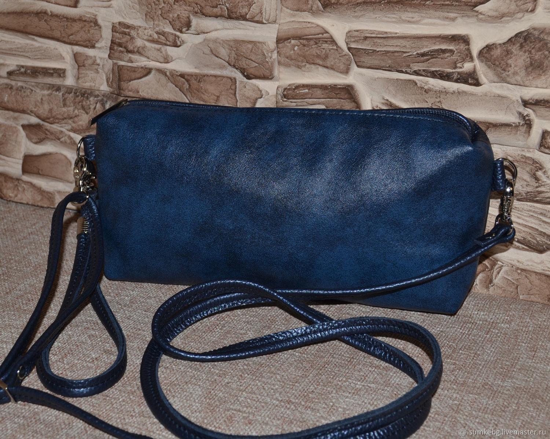 clutches: Clutch bag genuine leather MODEL 534, Clutches, Bogorodsk,  Фото №1