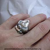 Украшения handmade. Livemaster - original item Geisha - ring. Handmade.