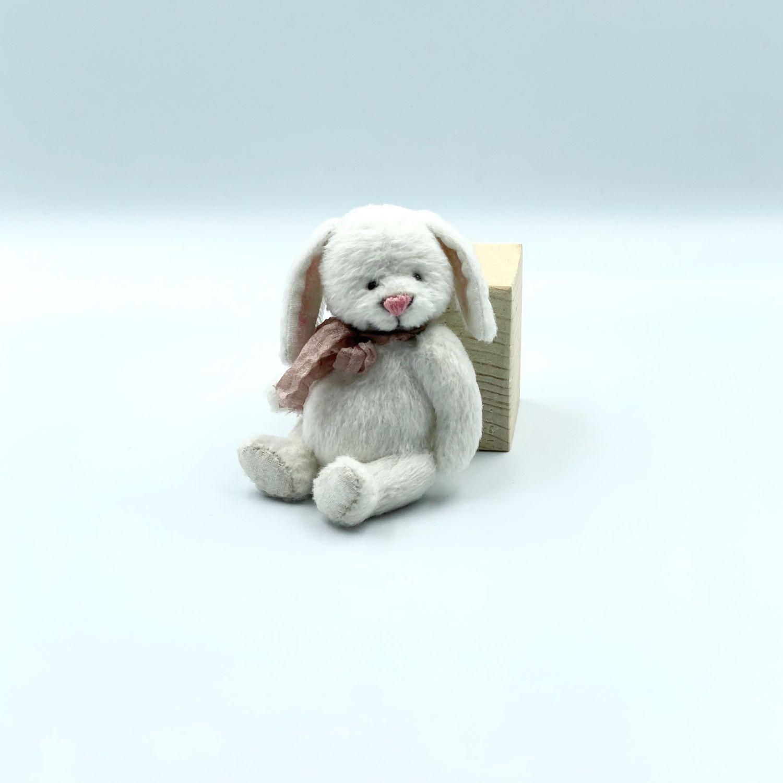 Зайка тедди (8 см), Тедди Зверята, Москва,  Фото №1
