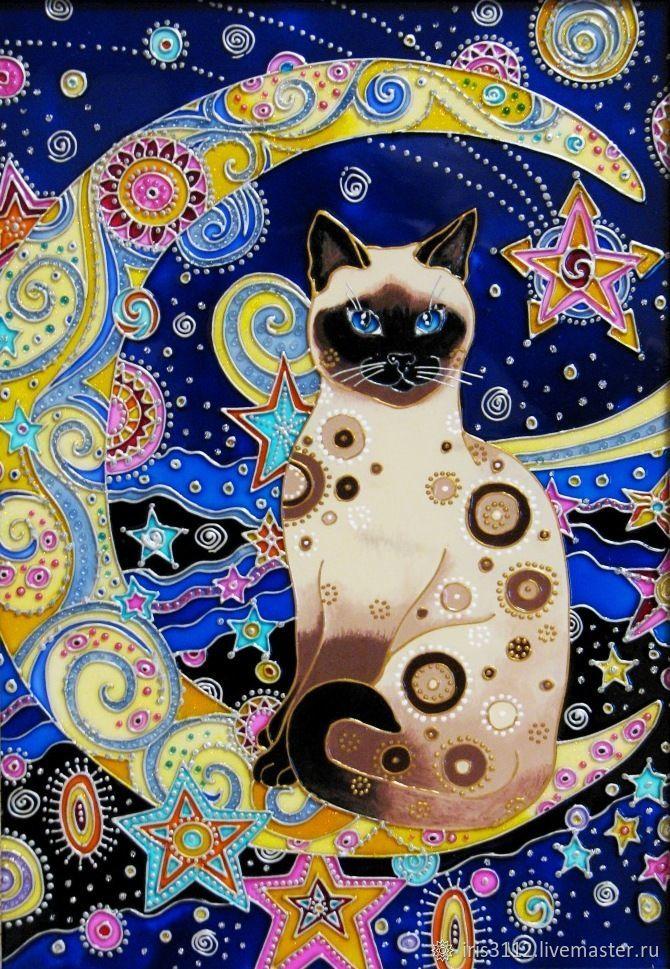 было безумно батик коты картинки абстракция потолочные люстры часто
