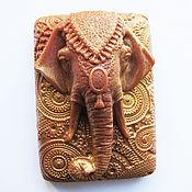 Косметика ручной работы. Ярмарка Мастеров - ручная работа Индийский слон. Handmade.