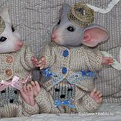 Куклы и игрушки ручной работы. Ярмарка Мастеров - ручная работа Молд Мышь от Sylvia Manning. Handmade.