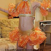 """Одежда ручной работы. Ярмарка Мастеров - ручная работа Восточный танец-""""Кукла"""" (Костюм-трансформер). Handmade."""