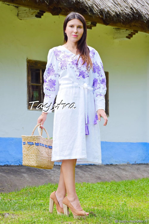 Boho embroidered ethnic style Vita Kin Embroidered dress, Dresses, Chernovtsy,  Фото №1