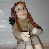 Куклы и игрушки ручной работы. Ярмарка Мастеров - ручная работа Зима пришла. Handmade.