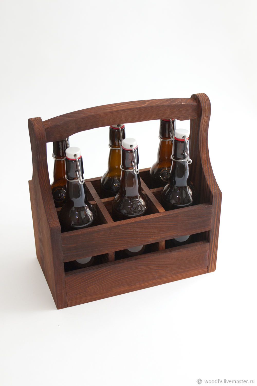 Ящик-переноска для пива, бутылок и прочего, Ящики, Дубна,  Фото №1