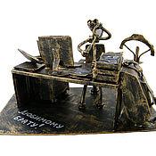 Сувениры и подарки handmade. Livemaster - original item With badminton life. Handmade.