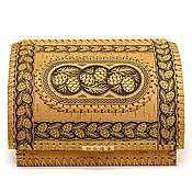 Для дома и интерьера handmade. Livemaster - original item Small bread box