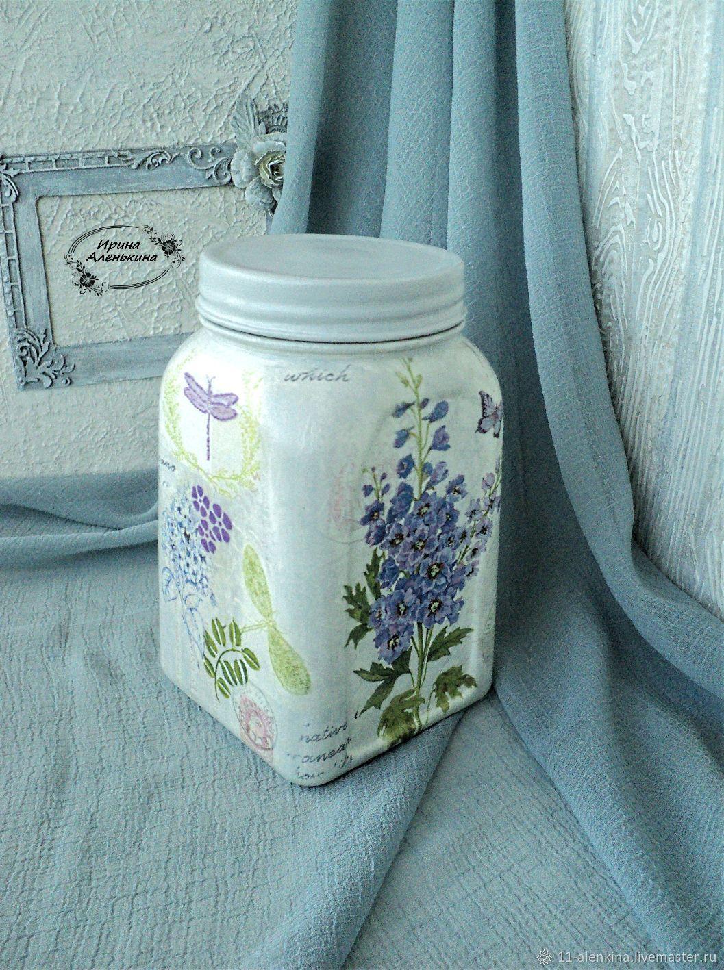 Jar ' Tenderness', Jars, St. Petersburg,  Фото №1